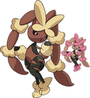 428 - Mega Lopunny by Tails19950