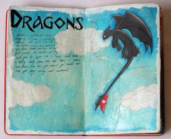 Fanart Journal - How to train your dragon by Emesbury1397