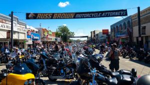 75th Annual Sturgis Motorcycle Rally by wolfhogen