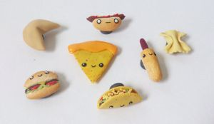 Food magnets by RoOsaTejp