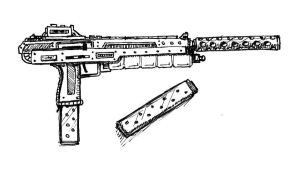 Compact Weapon by ADMIRE-GD