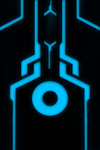TRON Blue by StArL0rd84