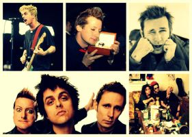 Green day wallpaper 5 by Sonnyhart
