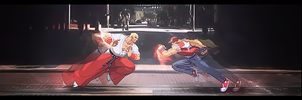 Versus kof by Gunser-NR