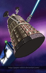 Daleks RULE!!! by Paper-Rabbit