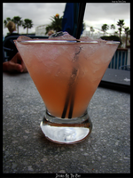 Drinks by the Pier by Crimsongypsy1313