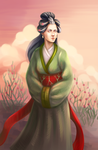 Mah Huang by HarmaaGriffin