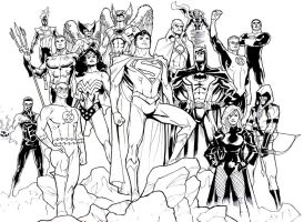 DC Icons 2011 by guinnessyde