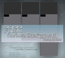 FREE Youtube Background Templates by YRPT