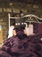 Enderman In Bed by RainfallClan