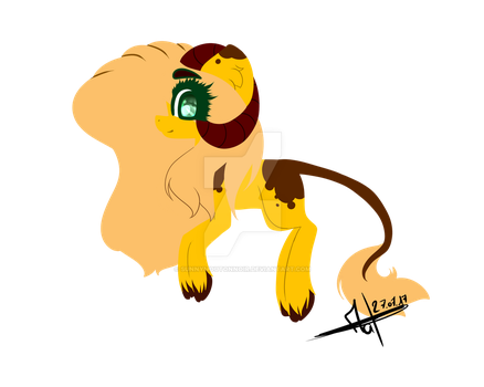 Test Lineless Flat | Steamhoney by SunnyMoutonNoir