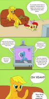 Earthpony language by doubleWbrothers