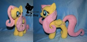 Fluttershy Plush! for Sale by Vegeto-UchihaPortgas