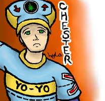 Chester by somechick73
