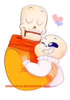 little sans by Animalice