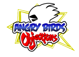 LOLWAT LOGO: ANGRY BIRDS OBJECTIONS by OHerman