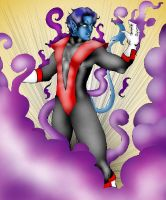 Nightcrawler by MistressD