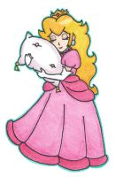 Dream Team: Princess Peach by VioVi