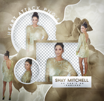 +Shay Mitchell Pack Png. by Heart-Attack-Png