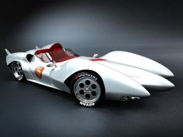 mach 5 by darthdesign