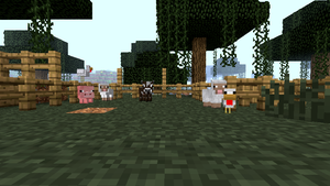 Minecraft - Baby Animals by Ludolik
