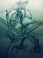 StarWars CloneWars - General Grievous by leo2050