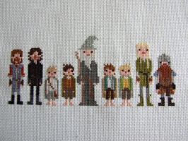 Fellowship of the Ring by avatarswish
