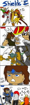 LoL: Shields by ZetaZero