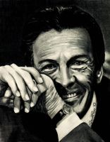 Enrico Berlinguer by SimoneFiani