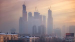 Moscow December 24 by fly10