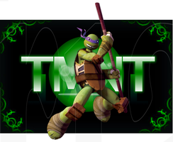 TMNT Donnie by YAYProductions