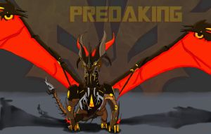 Predaking by Bumble217