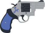 Judy Hopps' SW327 NG Revolver by Stu-artMcmoy17