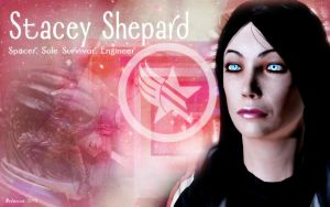 Shepard ID: Stacey by Belanna42