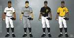 Pittsburgh Pirates 2012 Uniforms by JayJaxon