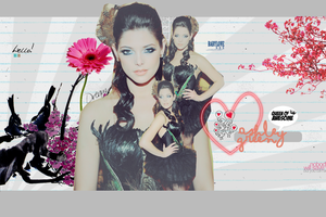 Ashley Greene by revallsay