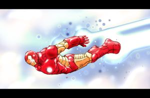 Invincible IronMan by jdcunard