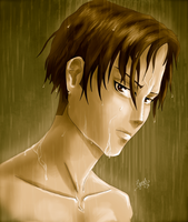 AoT/SnK: Rivaille by Lysyth