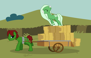 Ooh, yay! Hayride! - Request by liammw8