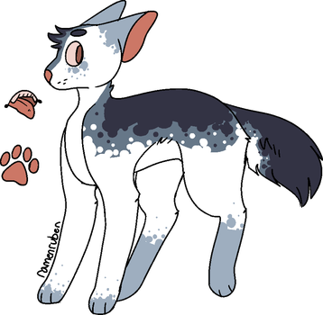 Adopt Auction | CLOSED by ramen--adopts