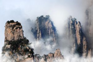 Huang Shan Mountain-33 by SAMLIM