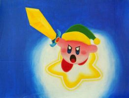 Kirby mat by Gibbtall