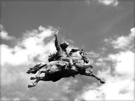 FLYING HORSE by jago1984