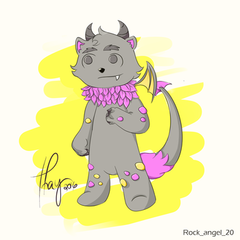 Graocky - Neopets by ThayShad