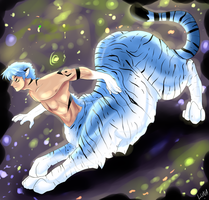 Tigertaur Ephi by Lunafex