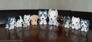 .: Ginga Plush Collection: 5/2/2014 :. by BeachBumDunkin