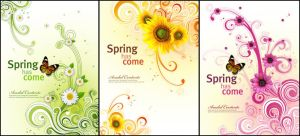 spring has come psd by coolwing