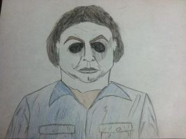 Michael myers by sideshowricky