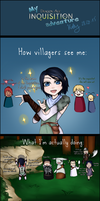 Story of my Dragon Age Inquisition by SummonnerYuna