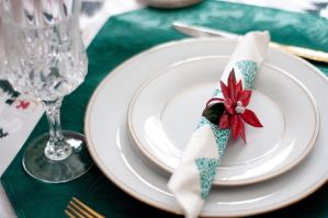 Napkin in Place by SarahRose